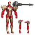 marvel iron avengers initiative assemblers interchangeable
