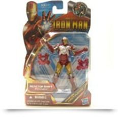 2 Movie 4 Inch Action Figure Reactor