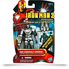 Buy Now Air Assault Drone Iron Man 2 Action Figure