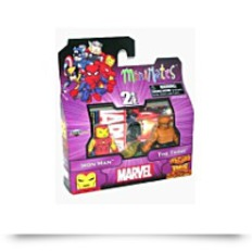 Best Of Marvel Iron Man And Thing 2 Pack