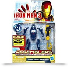 Discount Iron Man 3 Prime Deluxe Class Prowl Figure