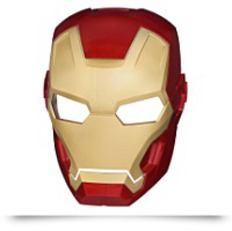 Marvel Iron Man 3 Arc Fx Hero Mask Figure
