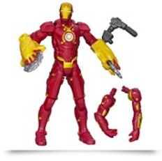 Marvel Iron Man 3 Assemblers Crosscut