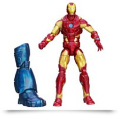 Discount Marvel Legends Heroic Age Iron Man Figure
