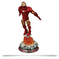 Buy Now Marvel Select Iron Man Action Figure