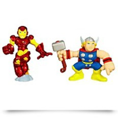 Marvel Super Hero Squad Iron Man