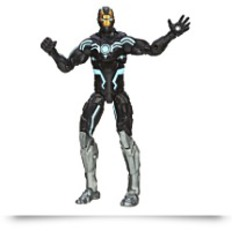 Marvel Universe Iron Man Figure 3 75