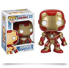 Pop Marvel Iron Man Movie 3 Action Figure