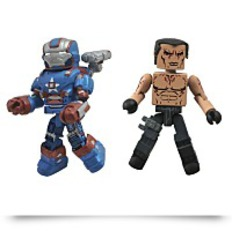 Toys Series 49 Marvel Minimates Iron