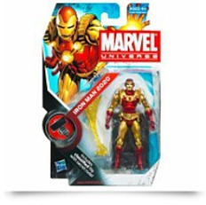 Universe Iron Man 2020 334 Inch Scale