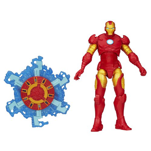 Marvel Assemble Tornado Blade Iron Man