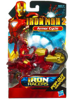 2 Movie Iron Racers Vehicle Armor Cycle